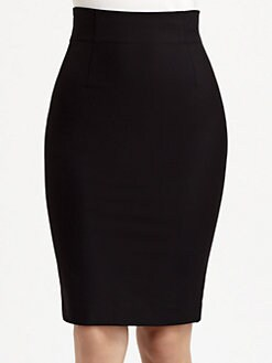 By Malene Birger - High-Waisted Pencil Skirt
