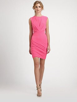 By Malene Birger - Draped Knit Dress