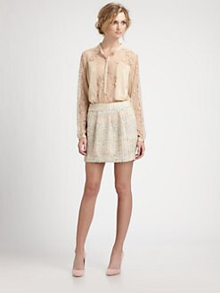 By Malene Birger - Lace Shirt
