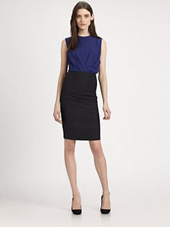 By Malene Birger - Open-Back Sheath Dress