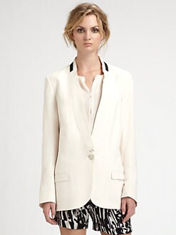 By Malene Birger - Silk & Wool Blazer