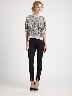 By Malene Birger - Embellished Sequin Top