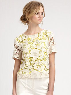 By Malene Birger - Lace Top