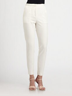 By Malene Birger - Stretch-Cotton Pants
