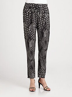 Cut 25 by Yigal Azrouel - Printed Pants