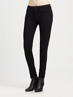 Surface To Air - Dark-Wash Skinny Jeans