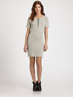 J Brand Ready-To-Wear - Gale Sweatshirt Dress