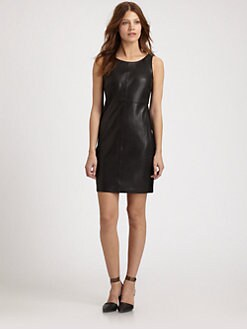 J Brand Ready-To-Wear - Lena Leather Dress