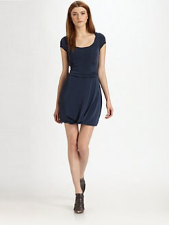 Richard Chai Love - Racerback Cut-Out Dress