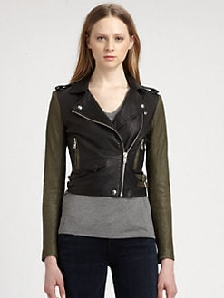 IRO - Ashville Leather Jacket