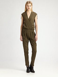 IRO - Frankie Silk Jumpsuit