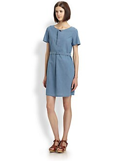A.P.C. - Chambray Dress