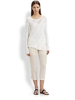 Kimberly Ovitz - Asii Open-Weave Sweater