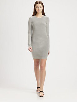 Kimberly Ovitz - Tama Knit Body-Con Dress