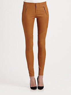 A.L.C. - Charlotte Stretch Leather Pants