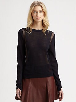 A.L.C. - Sutter Cotton Sweater