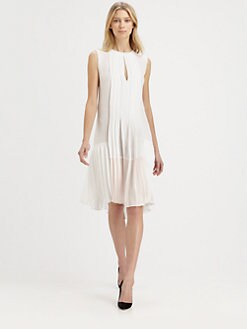 A.L.C. - Saphier Silk Georgette Dress