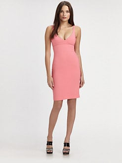 L'AGENCE - Fitted Tank Dress