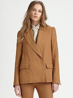 Acne - Tate Linen Jacket