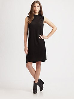 Acne - Zone Long Ten Jersey Dress