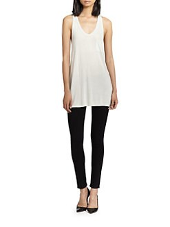 T by Alexander Wang - Classic Racerback Tank Top