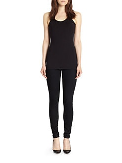 T by Alexander Wang - Stretch-Jersey Tank