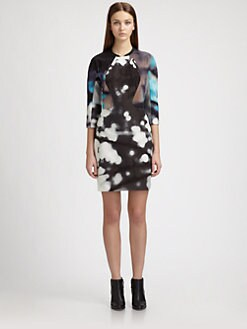 Rachel Comey - Jet Silk/Cotton Dress