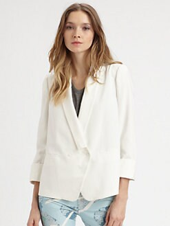 girl. by Band of Outsiders - Cabrini Blazer