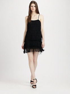 Haute Hippie - Fringe Dress