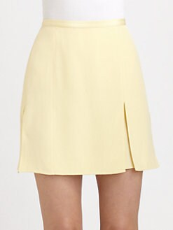 3.1 Phillip Lim - Trompe L'Oeil Silk Pleated Skirt