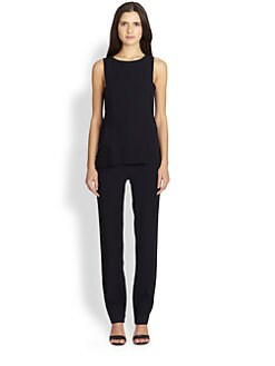 A.L.C. - Landon Layered-Effect Jumpsuit