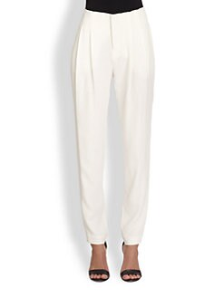 A.L.C. - Kinnisley High-Waisted Tapered Pants