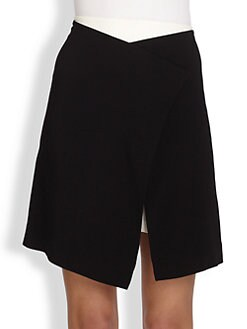 A.L.C. - Harrison Asymmetrical Paneled Skirt