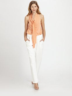 See by Chloe - Neck-Tie Blouse