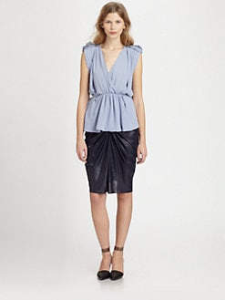 See by Chloe - Waist-Tie Blouse