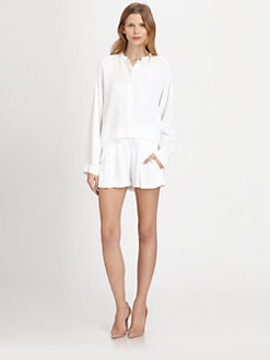 See by Chloe - Hi-Lo Blouse