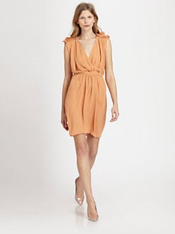 See by Chloe - Tie-Waist Dress
