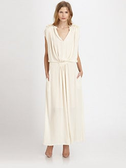 See by Chloe - Waist-Tie Maxi Dress