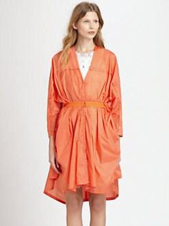 See by Chloe - Gathered Waist Trench