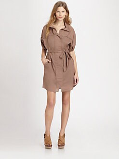 See by Chloe - Collared Cotton Dress