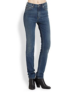 BLK DNM - Jeans 6 High-Rise Jeans