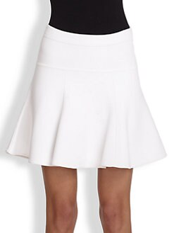 A.L.C. - Connor Flared Stretch Knit Skirt