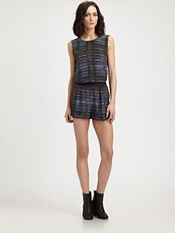 Theyskens' Theory - Silk Iding Bring Top