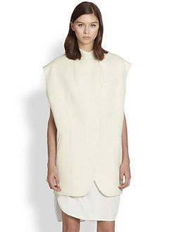 3.1 Phillip Lim - Oversized Dolman-Sleeved Vest