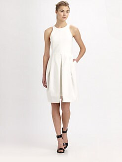 A.L.C. - Andie Cotton & Linen Dress