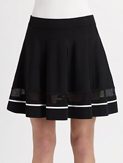A.L.C. - Kruse Knit Full Skirt