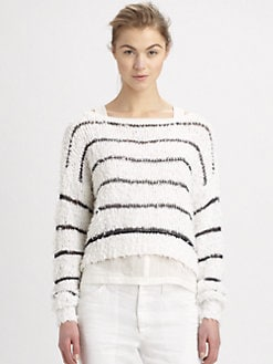 A.L.C. - Hughes Striped Sweater