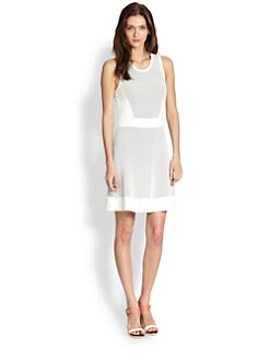 Rag & Bone - Diem Perforated Dress