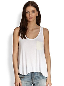 Rag & Bone - Aberdeen Cropped Tank