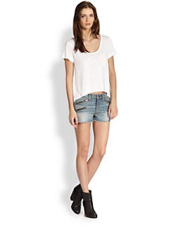 Rag & Bone - Aberdeen Slub Tee